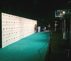 Blue Carpet for Los Angeles, Las Vegas and New York Red Carpet Events. For more information about red carpet rental solutions, go to http://www.redcarpetsystems.com/products-services/red-carpet/