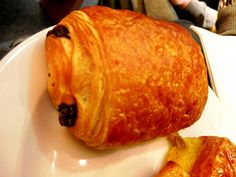 Chocolate croissant? Yes, please!