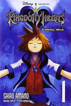 Download free Kingdom Hearts: Final Mix Vol. 1 by Shiro Amano (28-May-2013) Paperback pdf