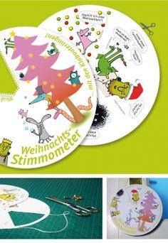 Direkt aus der Bremer Spökfamrik: Weihnachts_Stimmometer_Klabauterlinge
