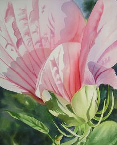 Marlene Gremillion - Realistic Flowers: Painting and Manipulating Watercolor