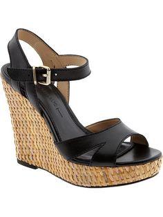 Shandee Wedge Sandal