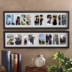 graduation picture frame gift