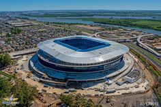 Grêmio, Arena do Grêmio Rio Grande, Football Stadiums, Outdoor Furniture, Outdoor Decor, Around The Worlds, Mansions, House Styles, Theatre, Legends