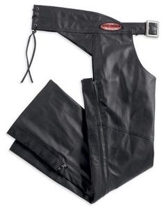 #classica-leather-chaps-98026-12vw  Women's Vests #2dayslook #fashion #Vests www.2dayslook.com