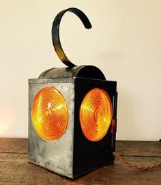 Now selling: Vintage 1970's SWEB Parker Roadworks/Railway Table Lamp Light https://www.etsy.com/listing/199815102/vintage-1970s-sweb-parker?utm_campaign=crowdfire&utm_content=crowdfire&utm_medium=social&utm_source=pinterest