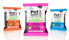 Pet Benefit | Packaging System