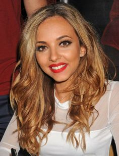 I'm loving the red lipstick Jade has been wearing recently Jade Little Mix, Jade Amelia Thirlwall, Girl Bands, Celebs, Celebrities, Latest Pics, These Girls, Pretty Hairstyles, Hair Inspo