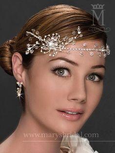 crystal headpiece
