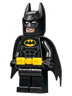 w// Gold Belt /& Bat-a-Rang LEGO DC Super Heroes Minifigure Batman
