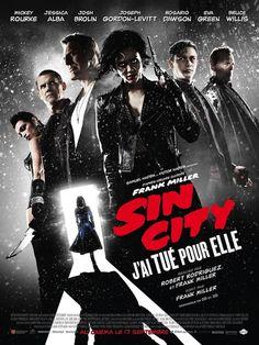 Critique de Sin City : J'ai tué pour elle de Frank Miller et Robert Rodriguez en salles mercredi 17 septembre 2014