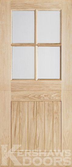 External Stable Cottage 4L Door