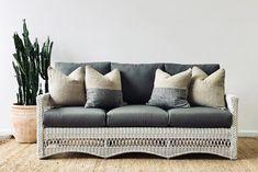 Verona Outdoor Sofa | Naturally Cane Rattan and Wicker Furniture