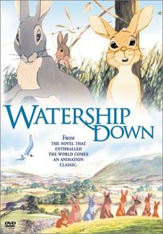 Watership Down - This was the first movie that my parents took me to see. We started with a Winnie The pooh cartoon and then Watership Down and I was scared. 90s Childhood, Childhood Memories, Watership Down Movie, Richard Briers, Richard And Adam, Cartoon Movies, Hd 1080p, The Book, Movies And Tv Shows