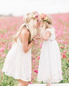 "Savannah Rose Soutas on Instagram: ""You're my forEVER  My dress: @showmeyourmumu  Evers dress: @modernechild  PC: @valoriedarling"""