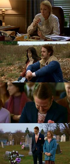 Lars and the Real Girl - loved this movie! So sweet how the town comes together ...