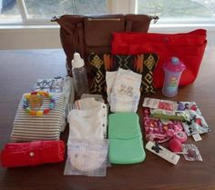 Packing a Diaper Bag For Two: Tips and Tricks