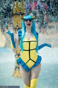 Squirtle, Byndo Gehk Cosplay
