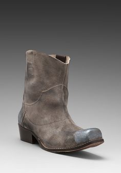 MATISSE Disco Boot in Silver