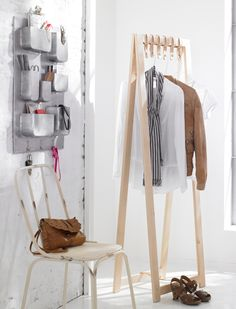 """""""What will I wear tomorrow?"""" a modern version of the valet stand…."""