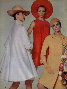 1967 Mode - Fashion