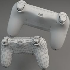 PlayStation 4 Dualshock base mesh Model available on Turbo Squid, the world's leading provider of digital models for visualization, films, television, and games. Zbrush Character, 3d Model Character, Character Concept, Maya Modeling, Modeling Tips, Animation Stop Motion, 3d Animation, 3d Computer Graphics, Polygon Modeling