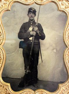 55 Incredible Portrait Photos of American Civil War Faces from 1861 to 1865