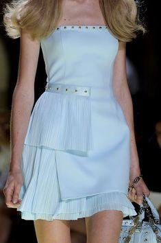 Milan Spring 2012 - Versace (Details)