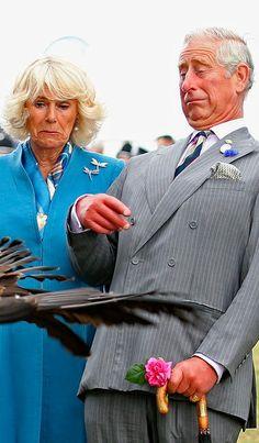 #Charles und #Camilla - die fotogensten #Royals