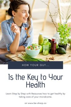 All health starts and ends in your gut (microbiome) learn what it is and what you need to be eating to live a long and healthy life! Take Care Of Yourself, Create Yourself, Improve Yourself, Get Healthy, Healthy Life, Gut Microbiome, Positive Body Image, Time Management Skills, Eat To Live