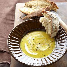 John Smit's butternut soup
