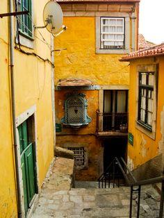 Old Porto by Sonia-Rebelo