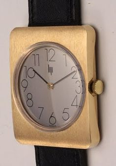 Watchismo Times: Vintage LIP Watches - Rare Private Collection Available After Decades in Storage!