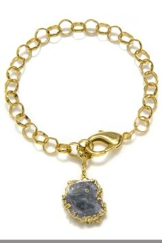 Dara Ettinger Sadie Charm Bracelet, $170, available at Charm And Chain