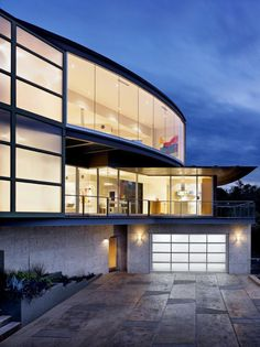 30 Garage Door Designs | HGTV Custom Garage Doors, Wooden Garage Doors, Best Garage Doors, Glass Garage Door, Garage Door Design, Modern Entry, Modern Garage, Garage Windows, Modern Mansion