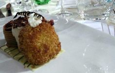 #Sprintage eat #Mozzarella in carrozza(coach #Mozzarella) what delicius mix