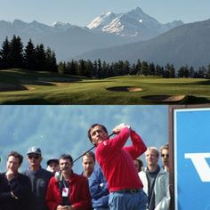 OmegaEuropeanMasters @omegaEUmasters  Aug 26 #GreatGolfTimes 1995-99, 3-time champion Seve Ballesteros is commissioned to redesign the course in @cransmontana.