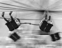 I loved the Chair-o-plane ride at the Ekka. My sister & I would try to hold hands.