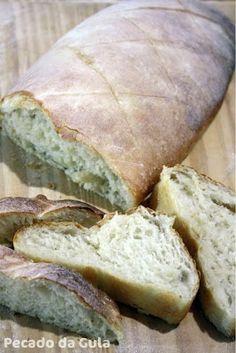 Pão rústico                                                                                                                                                                                 Mais