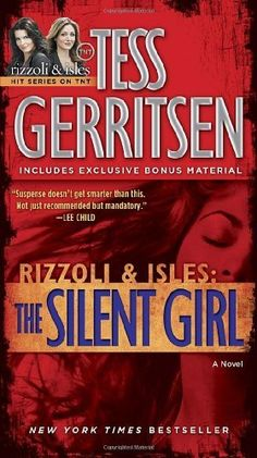 The Silent Girl: A Rizzoli & Isles Novel (with bonus short story Freaks): A Novel by Tess Gerritsen,  One of my favorite authors.  http://www.amazon.com/dp/034551551X/ref=cm_sw_r_pi_dp_NChDrb145ME70