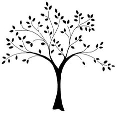 Impression Obsession - Cling Stamp - Tree of Life - By Alesa Baker