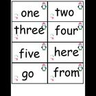PLEASE see Preview to see example of all center worksheets and game. Not featured in the preview is 40 sight word cards you will receive that are f...