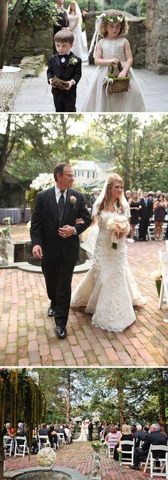 real wedding | rocco   julie