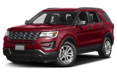 2017 Ford Explorer Information