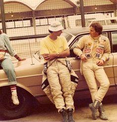 Nelson & Gilles, Jacarepagua, 1982.