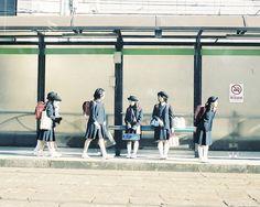 fuckyeahjapanandkorea:  Girls by hisaya katagami