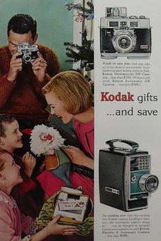1962 Kodak advertisement