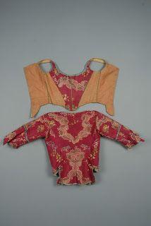Tots els vestits bonics: 1780s