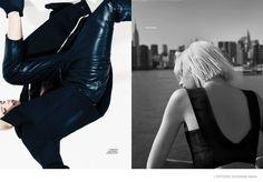 Alexander Wang x H&M in LOfficiel Mexico Shoot by Sevda Albers