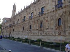 Hostal de San Marcos,León,España.